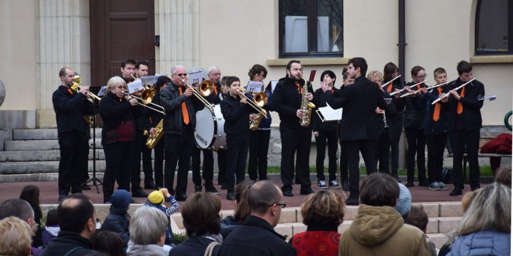 Harmonie Espérance - 11 nov 2015 - Ville-la-Grand