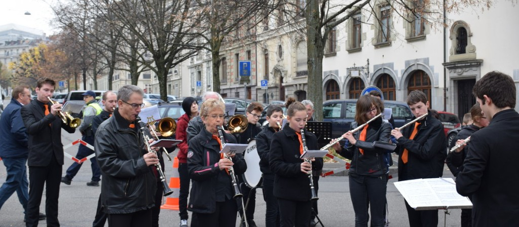Harmonie Espérance - Genève - 11 nov. 2015
