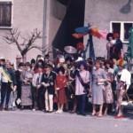 En Travesties en 1981