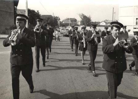 Défilé 1970