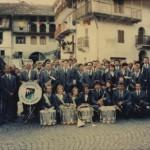 Voyage à Brosso (Italie) en 1988