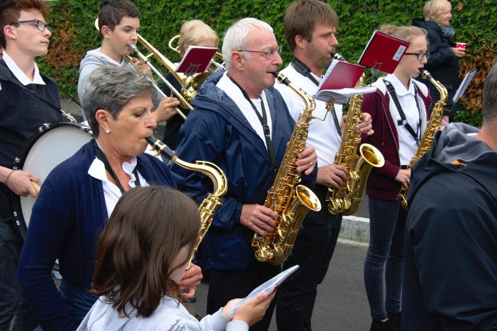 les saxophonistes